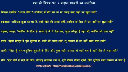 SEVEN GREAT SHAYAR-HINDI